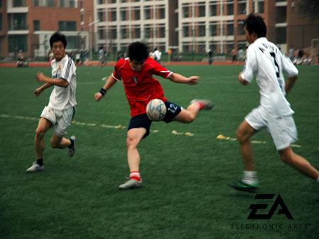 广州高校参赛照片(五)