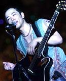 阿Paul在BEYOND北京演唱会上