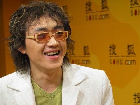 新人歌手郑晟:音乐就像我的眼睛一样(组图)