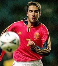 世青赛之辉煌巨星介绍--西班牙球星劳尔