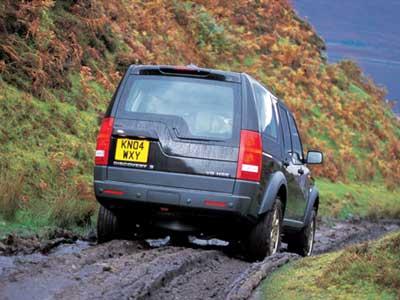 最强全地形利器--路虎发现3苏格兰全体验