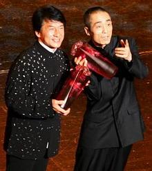 上海国际电影节开幕 群星荟萃