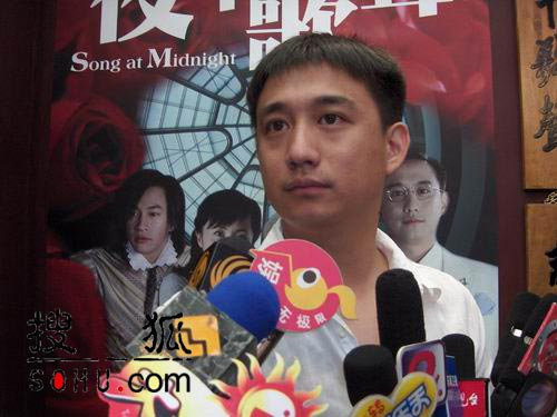 群星云集上海电视节-黄磊