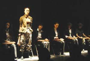 全女版《切・格瓦拉》赴韩展演