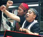 台湾原住民抗议