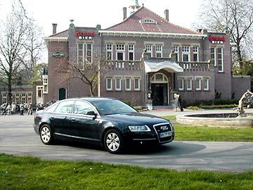 狐阿姆斯特丹试驾德国版新A6