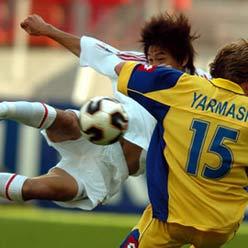 以少打多3-2力克乌克兰 国青2连胜提前晋级16强