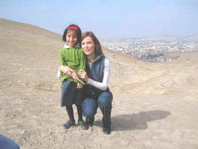世姐日记(6月14日):爱心组织到秘鲁