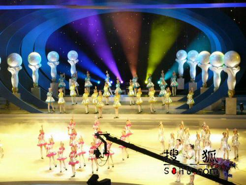 组图:第11届上海电视节颁奖礼-现场图片