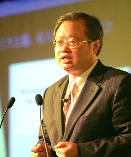 大中华地区_IBM大中华地区执行副总裁沈安石先生-搜狐IT