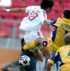 图文:中国战胜乌克兰挺进十六强 郜林门前抢点