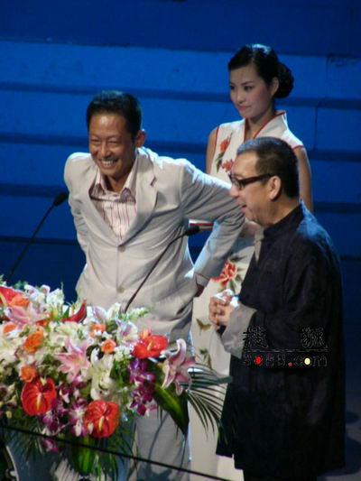 组图:第11届上海电视节颁奖礼-郭宝昌王志文