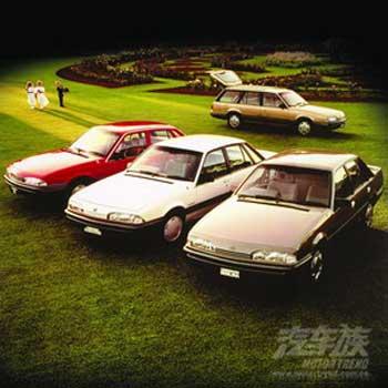 来自袋鼠国度的雄狮:History of Holden
