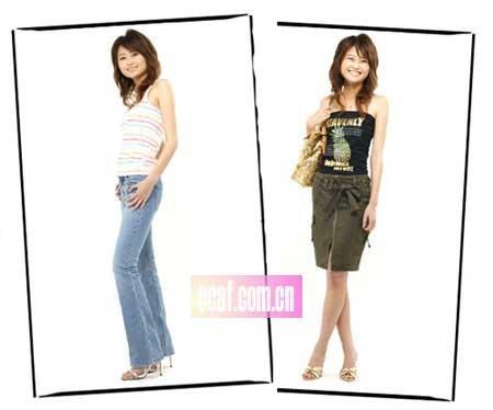 服装:夏日美女着装手册