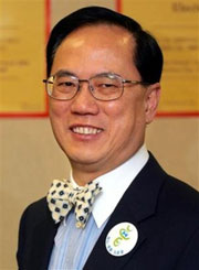 Donald Tsang Wins Hong Kong Leadership