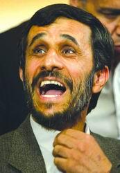 伊朗总统大选无人胜 前三名得票率交替上升(图)