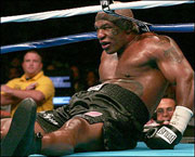 Tyson seeks a peaceful life after quitting boxing