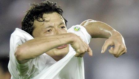 图文:中国2-0完胜哥斯达黎加