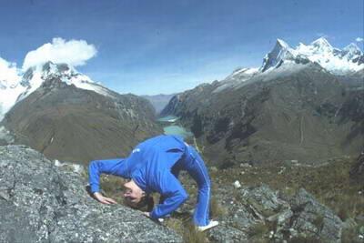 世姐日记(6月17日):在山区的适应性训练