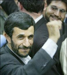 德黑兰市长当选新一届伊朗总统