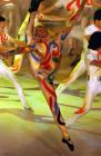 图文:北京奥运口号揭晓 歌舞《吉祥诵》