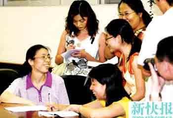 广州:高考四状元两人是同窗 明日申请复查分数