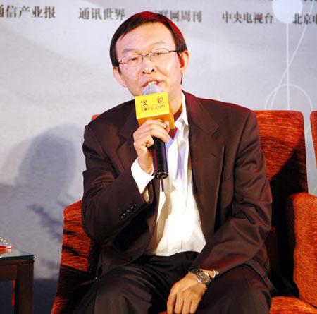图文:我有网总裁 陈年