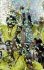 图文:巴西获联合会杯冠军 队员捧杯庆祝胜利