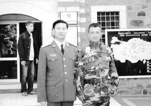 国防大学战役教研部教官张明的传奇军旅生涯(组图)