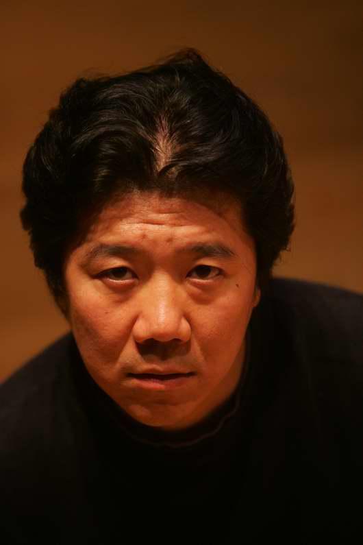 图文:2005表演教学国际研讨会专家―孟京辉