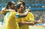 4比1战胜阿根廷队 联合会杯决赛巴西夺冠(图)