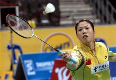 新加坡羽毛球公开赛 张军 高崚获胜