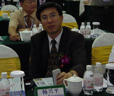 多普达总裁杨兴平