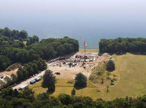 """2400万欧元堆砌""""舒堡"""" 舒马赫修建新家园(图)"""