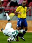 图文:巴西队获得第三名 格拉德斯通
