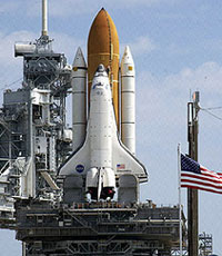 [新闻]Nasa unveils shuttle launch date