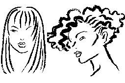 为什么会有卷发与直发之分?