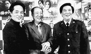 扮演毛泽东的艺术家:用心与伟人对话(图)