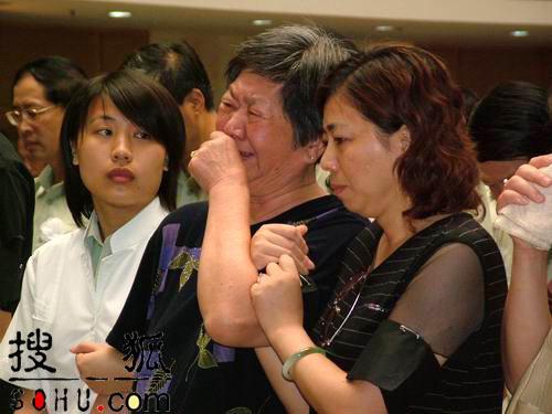 图文:古月姐姐痛哭流涕