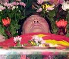古月遗体告别仪式-现场