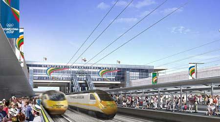 图文:伦敦将举办2012奥运 伦敦交通非常方便