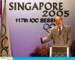 图文:巴黎申办2012奥运 代表陈述慷慨激昂