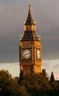 """图文:伦敦申奥成功 伦敦市的标志""""大本钟"""""""