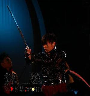 周杰伦北京演唱会 wbr 新闻 高清图片