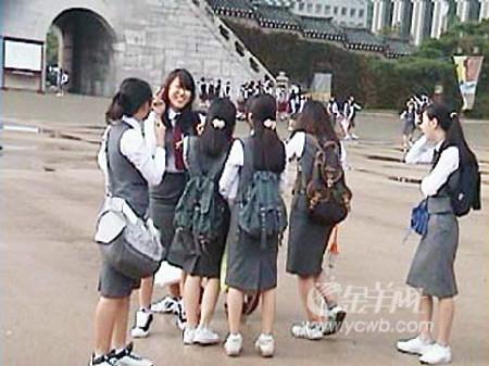 环球写真:韩国校园暴力猖獗(图)
