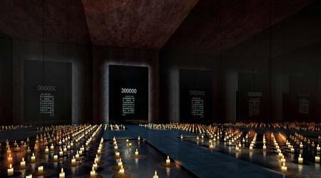 南京大屠杀纪念馆新馆设计方案确定(图)