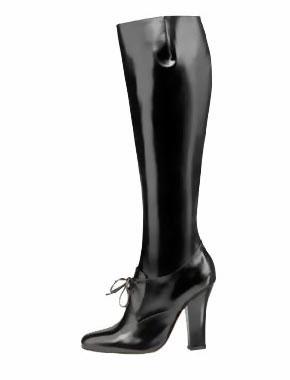 漆皮鞋闪亮登场-搜狐女人