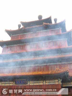 图文:北方最大藏传佛教圣地―普宁寺