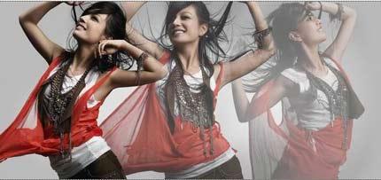 八卦:章子怡和赵薇的美丽大比拼