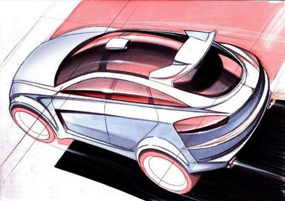 三菱概念车Sportback将于法兰克福面世(图)